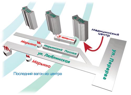 Медицинская книжка в Москве Западное Дегунино сэс